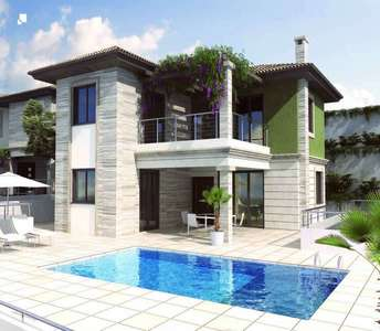 Villas with pool Limassol