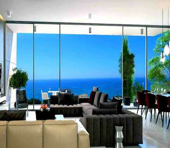 BUY SEA VIEW PROPERTY IN LIMASSOL