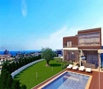 VILLA TO BUY IN MOUTAGIAKA LIMASSOL