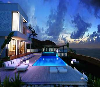Coastline villas for sale in Limassol