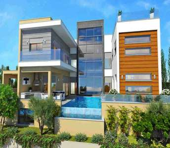 Buy seaside luxury villa Limassol