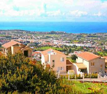 SEA VIEW APARTMENTS FOR SALE PAPHOS