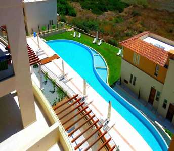 PAPHOS BEACHSIDE APARTMENT FOR SALE