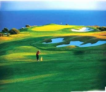 недвижимость в гольф Пафос Кипр