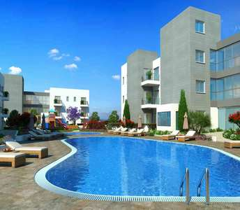 APARTMENTS FOR SALE IN CITY CENTER PAPHOS