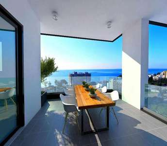 SEA VIEW SEASIDE APARTMENT IN LIMASSOL