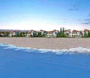 BUY BEACHFRONT VILLA PAPHOS