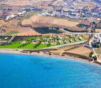недвижимость на побережье в Пафосе