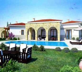 Кипрская вилла на побережье в Пафосе