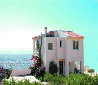 buy sea view house in Paphos