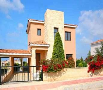 Кипр гольф-недвижимости в Пафосе