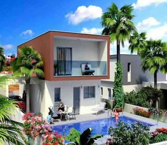 VILLAS FOR SALE IN PAPHOS