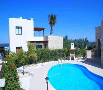 BUY BEACHSIDE VILLA PAPHOS