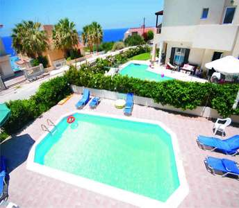 SEASIDE VILLA FOR SALE IN PAPHOS