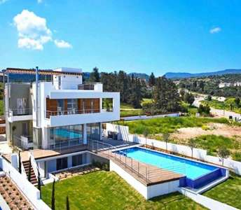 Seaside villa for sale Latchi Paphos