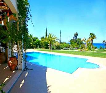 SEASIDE VILLA IN LATCHI VILLAGE PAPHOS