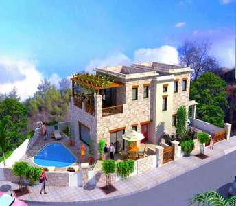 BEACH VILLA IN POMOS VILLAGE PAPHOS