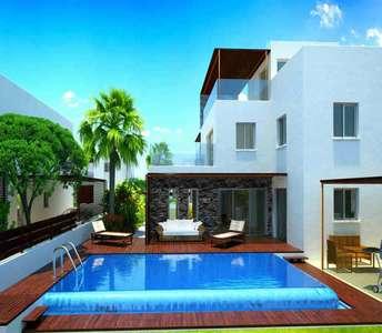 buy beach house in Paphos