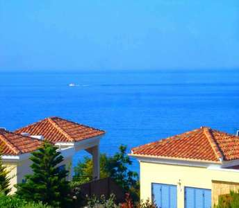 BEACHFRONT PROPERTY IN LATCHI VILLAGE PAPHOS