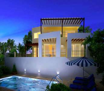 Sea view villas in Peyia village Paphos