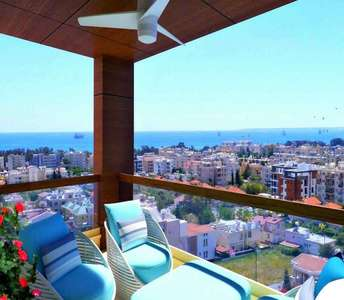 New apartments in Limassol