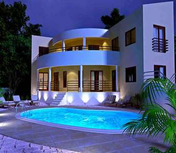 Buy villa in Paphos