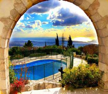 Cyprus Paphos villa for sale