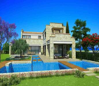 luxury golf property in Cyprus