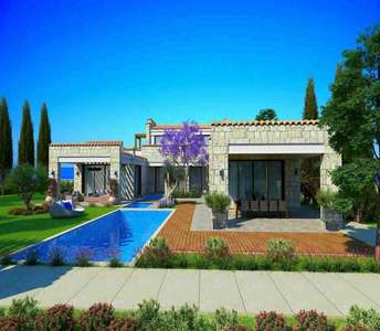 golf villa for sale in Cyprus