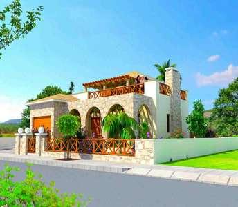 Paphos sea view villa