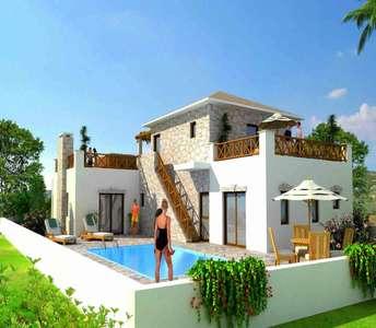 купить кипрский дом в Пафосе
