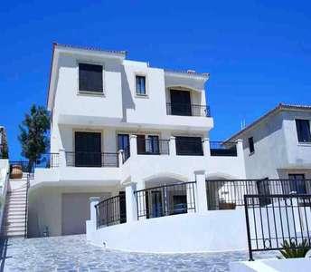 Кипр Пафос недвижимости с видом на море
