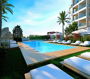 One bedroom apartments for sale in Limassol