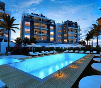 3 BEDROOM APARTMENTS FOR SALE IN LIMASSOL