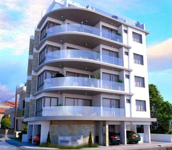 WHOLE FLOOR APARTMENTS IN LARNACA