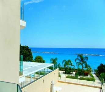 SEAFRONT APARTMENTS FOR SALE IN LIMASSOL