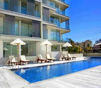 Cyprus seaside flats for sale Limassol