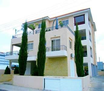 PENTHOUSES FOR SALE TITLE DEED LIMASSOL
